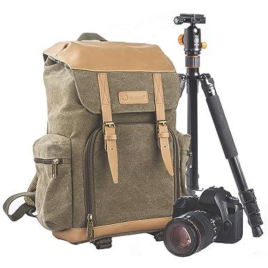 Waterproof Camera Bag Shockproof Partition Dslr Digital Camera Backpack Outdoor Video Camera Shoulder Bag 5 Color Inner Backpack Consumer Electronics