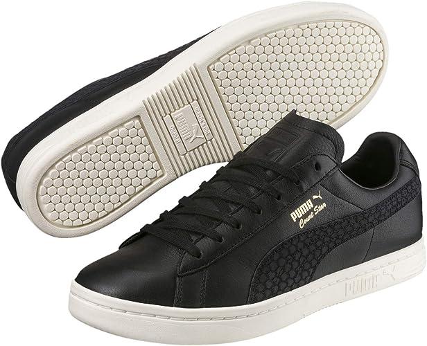 Puma Court Star FS leer Premium zwart Sneakers Heren Size 43 ...