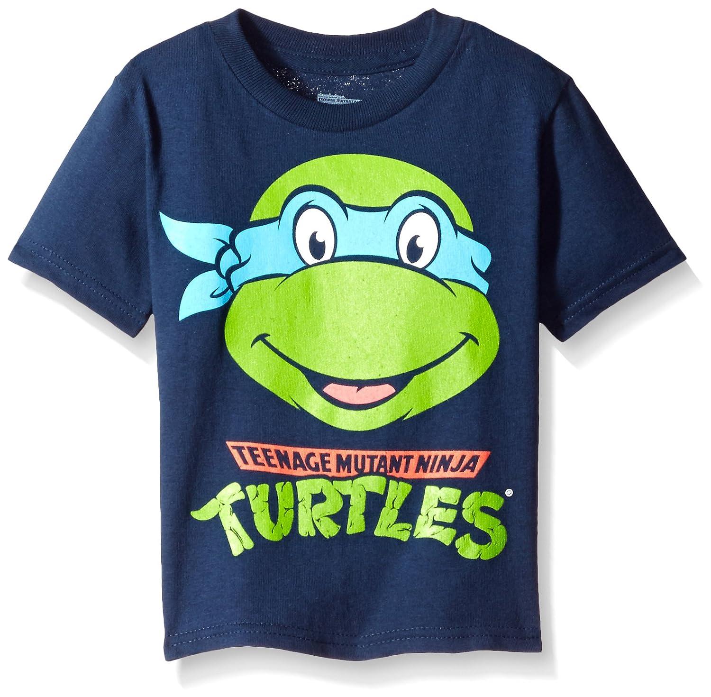 4207823ed Amazon.com: Teenage Mutant Ninja Turtles Boys Group Tee Shirt: Clothing