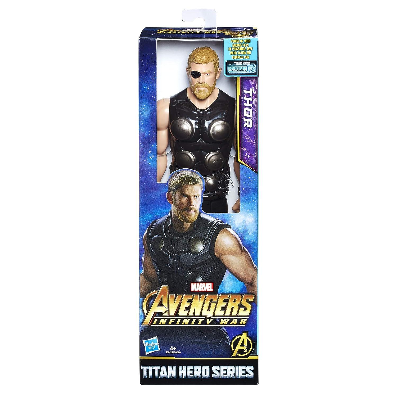 Marvel Figura Titan Hero Series Infinity War, Starlord (Hasbro E1427EU4) E1427EL2