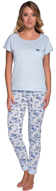 Italian Fashion IF Pijama Camiseta y Pantalones Mujer J4V3T1 0230