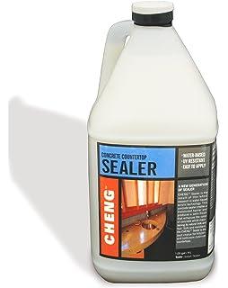 Concrete Countertop Sealer   4L By Cheng Concrete