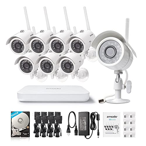 Zmodo 1080p HDMI NVR Security Camera System