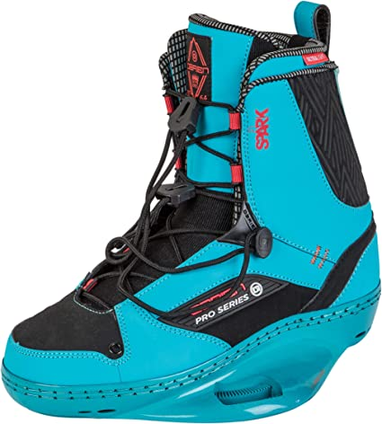 RONIX Signature Boots 2019 Black//Ozone Blue