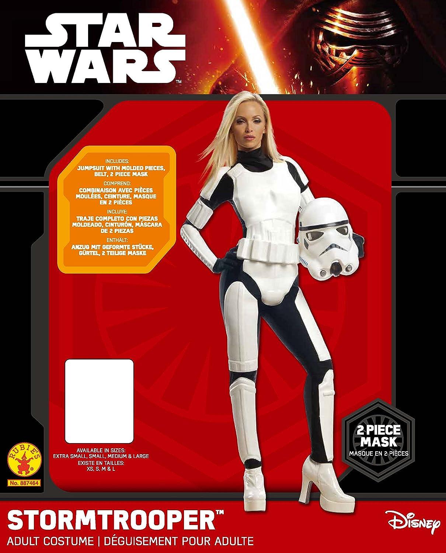 Rubies Star Wars Female Stormtrooper