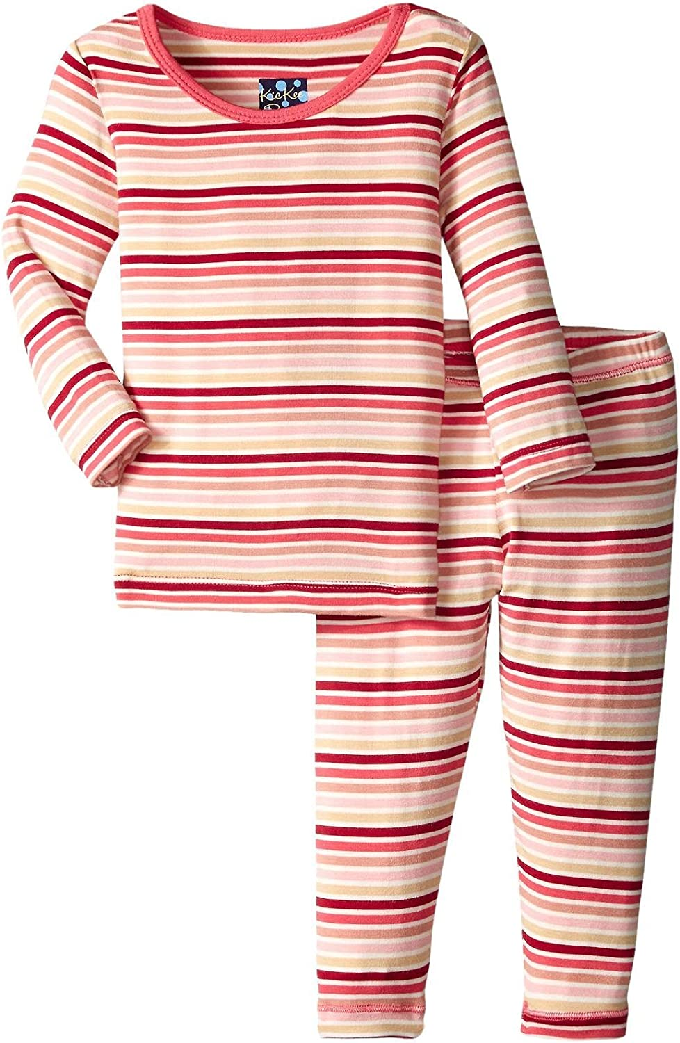 Kickee Pants Baby Girls Print Long Sleeve Pajama Set Prd-kplp108f16d1-gfor