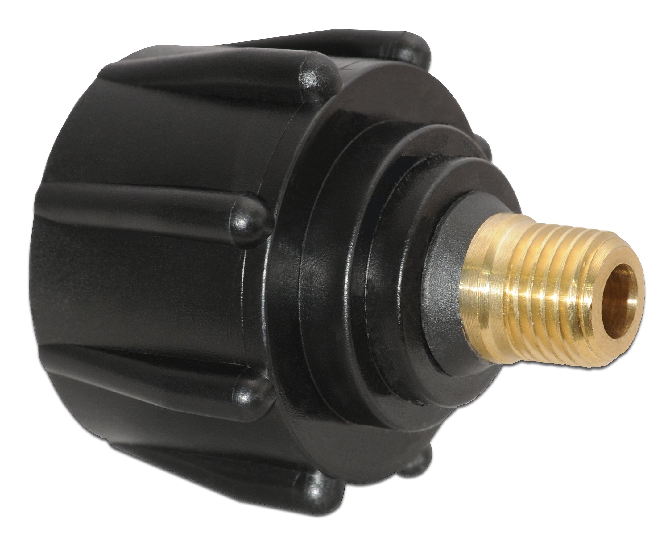 Hot Max 24216 Type 1 Acme Style Tank Coupling with Safety Valve
