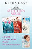 The Selection series 1-3 (The Selection; The Elite; The One) plus The Guard and The Prince (The Selection)