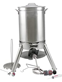 Amazon.com: Fryers - Outdoor Fryers & Smokers: Patio, Lawn