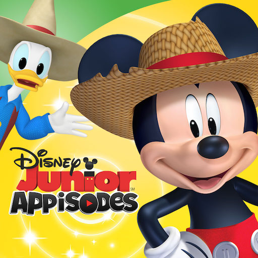 Mickey and Donald Have a Farm - Mickey Mouse Clubhouse - Disney Junior Appisodes (Farm Tractor Games)