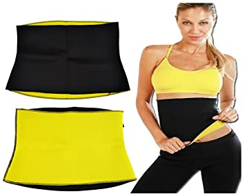 c385e86f5f62f Image Unavailable. Image not available for. Colour  Velkro Hot Shaper  Slimming Belt ...