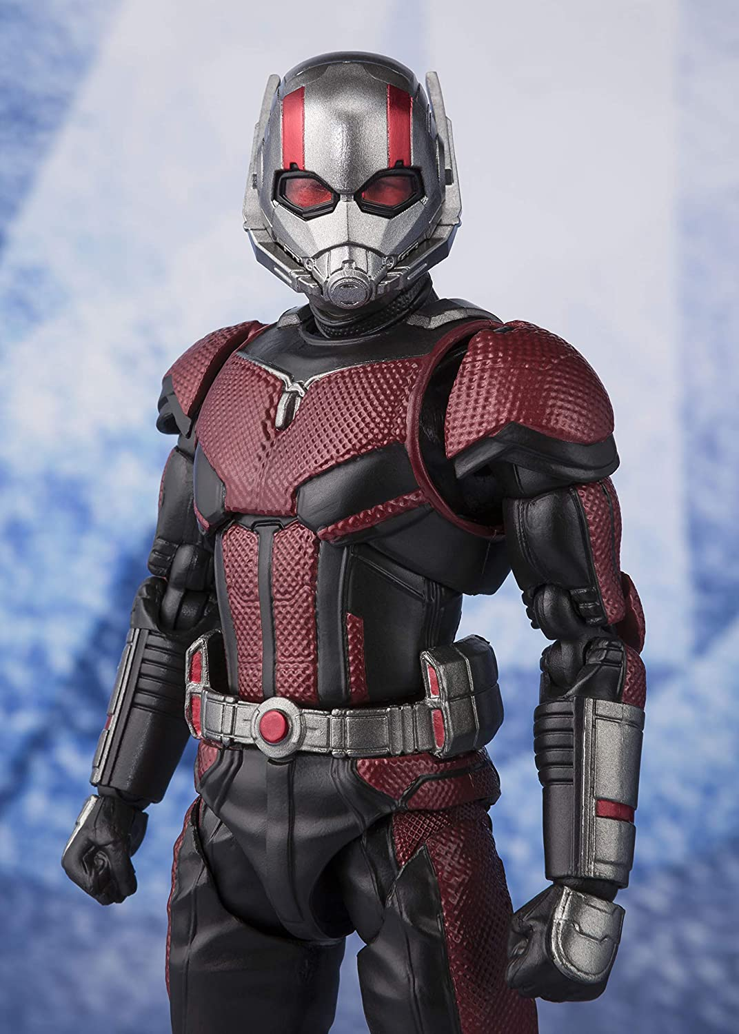 AUTHENTIC Bandai S.H.Figuarts Marvel AntMan and The WASP with tamashii stage USA