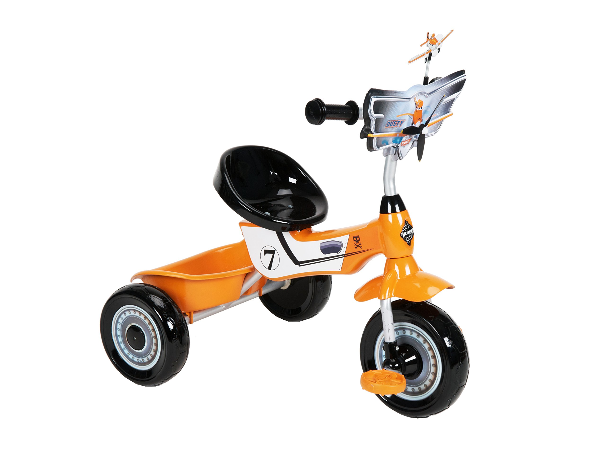Huffy Disney Planes folding Trike with Propeller Placque