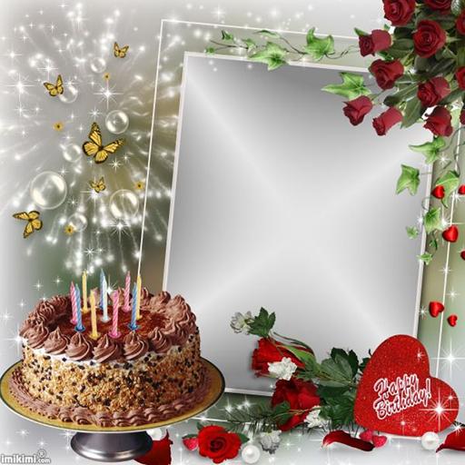 Birthday Frame App - Frames Free Birthday
