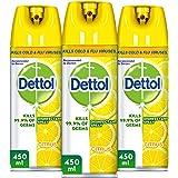 Dettol Citrus Disinfectant Spray - Pack of 3
