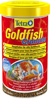 Tetra Goldfish - Alimento completo granulado flotante para peces rojos – 500 ml