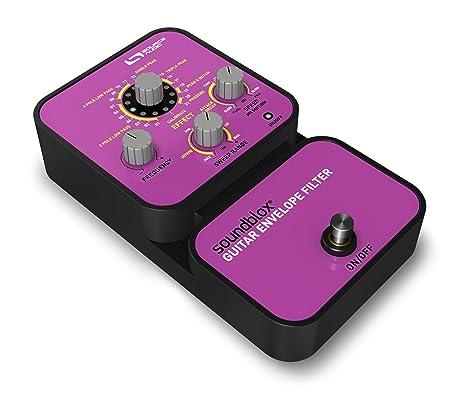 La fuente de audio SA127 de guitarra pedal de filtro: Amazon.es ...