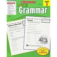 (进口原版) 学乐必赢系列 Scholastic Success With: Grammar, Grade 3
