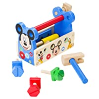 Deals on Melissa & Doug Disney Mickey Mouse Clubhouse Wooden Tool Kit 15 pcs