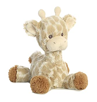 Ebba Loppy Giraffe Stuffed Animal For Kids