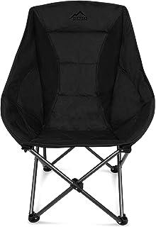Tragebeutel und Getr/änkhalter Farbe Oliv normani 2-Sitzer Campingstuhl Doppelklappstuhl Campingsofa bis 250 Kg inkl
