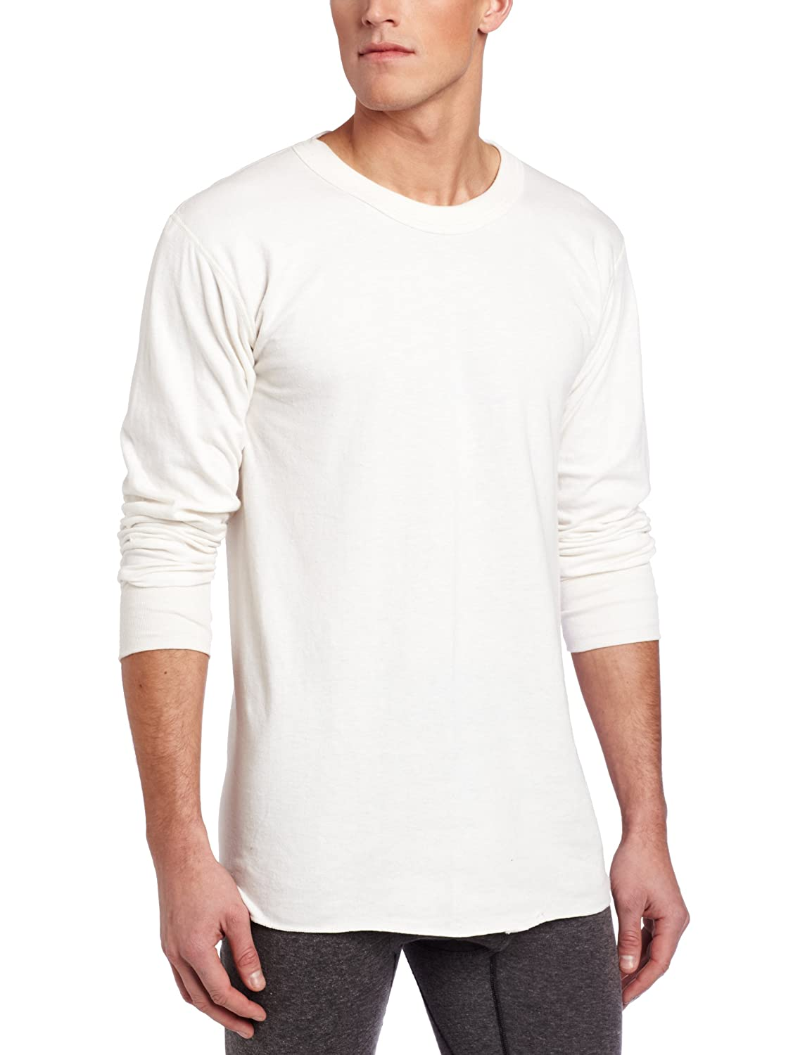 Rock Face Men's 2 Layer Top Rock Face Thermals M8120