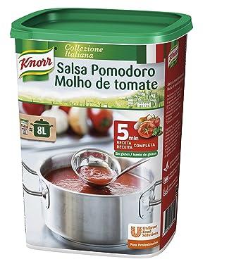 Salsas tomate
