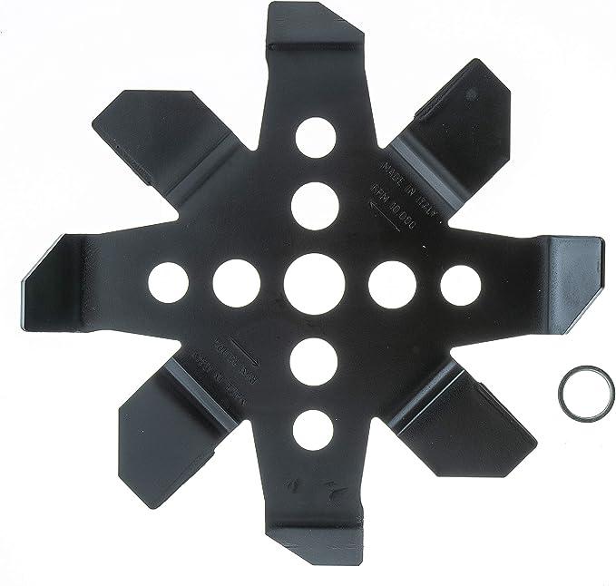 Bazargiusto - MACI 20 disco hoja cuchillo para desbrozadora molienda rovi cañas esterpaglie: Amazon.es: Bricolaje y herramientas