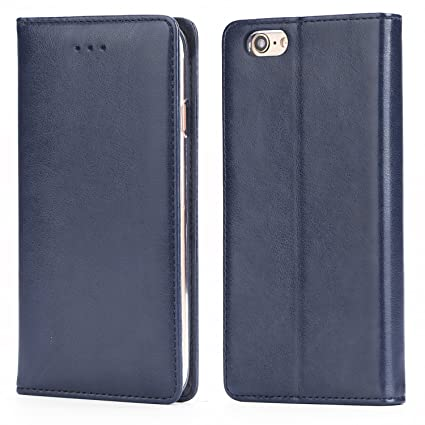 Iphone 6 E >> Iphone 6s Leather Case Iphone 6 Leather Case Iphox Premium Folio Leather Wallet Case With Kickstand Card Slots Magnetic Closure Flip Notebook