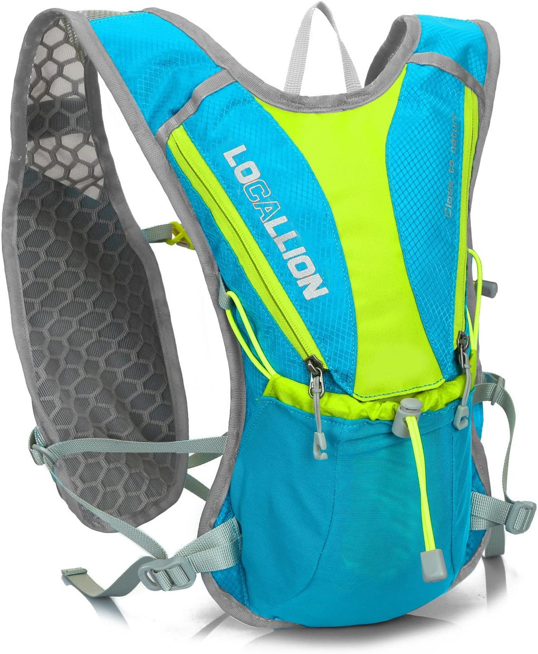 Maidian Hydration Backpack Marathon for Women and Men Lightweight Backpack