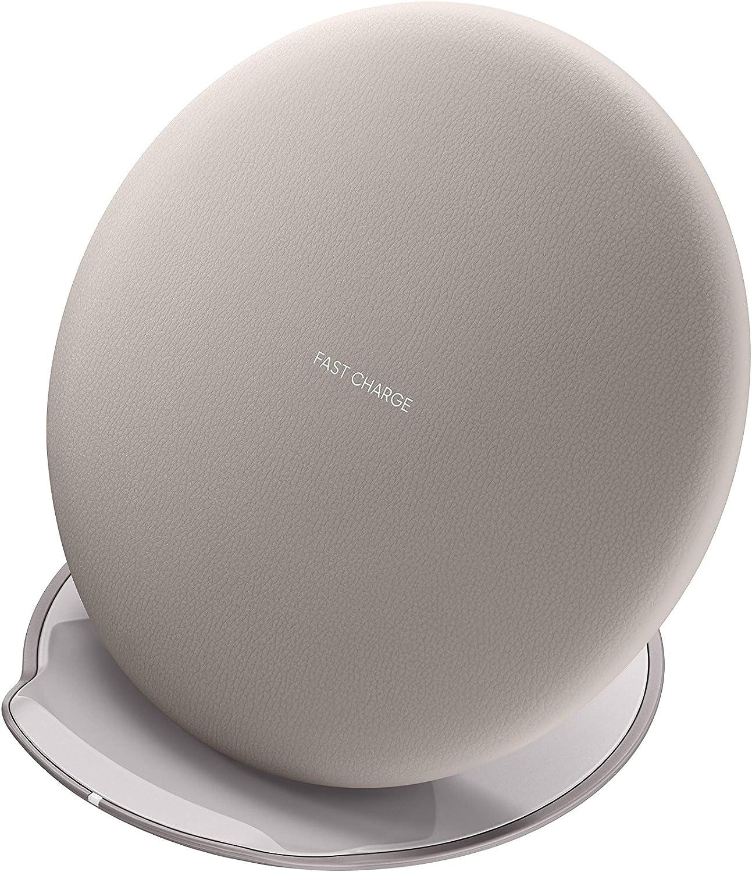 Samsung Original QI - Cargador inalámbrico Convertible, Color Gris- Versión Extranjera