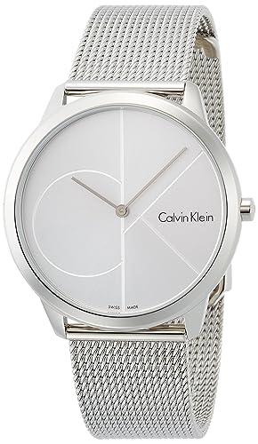 6ac15f61f27 Image Unavailable. Image not available for. Colour: Calvin Klein Men's  Analogue Quartz Watch ...