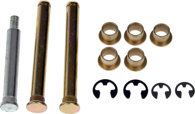 Carded Rear-Upper//Lower Dorman Door Hinge Pin /& Bushing Kit-and Bushing Kit