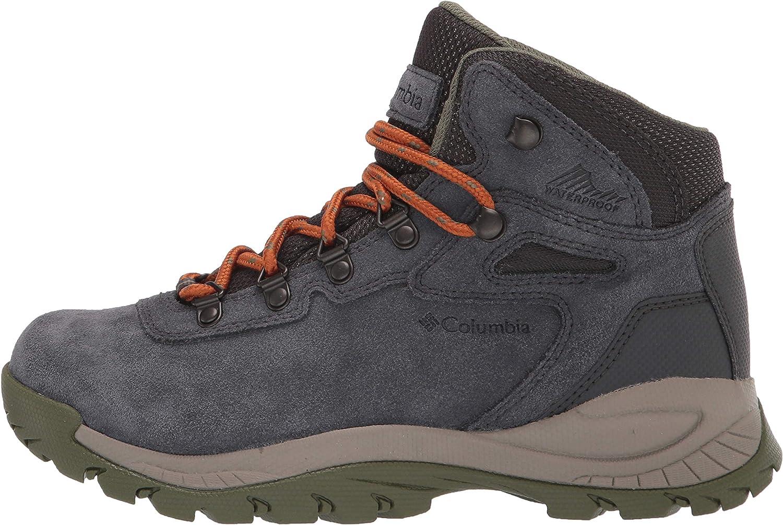 Columbia Womens Newton Ridge Plus Waterproof Amped Hiking Shoe