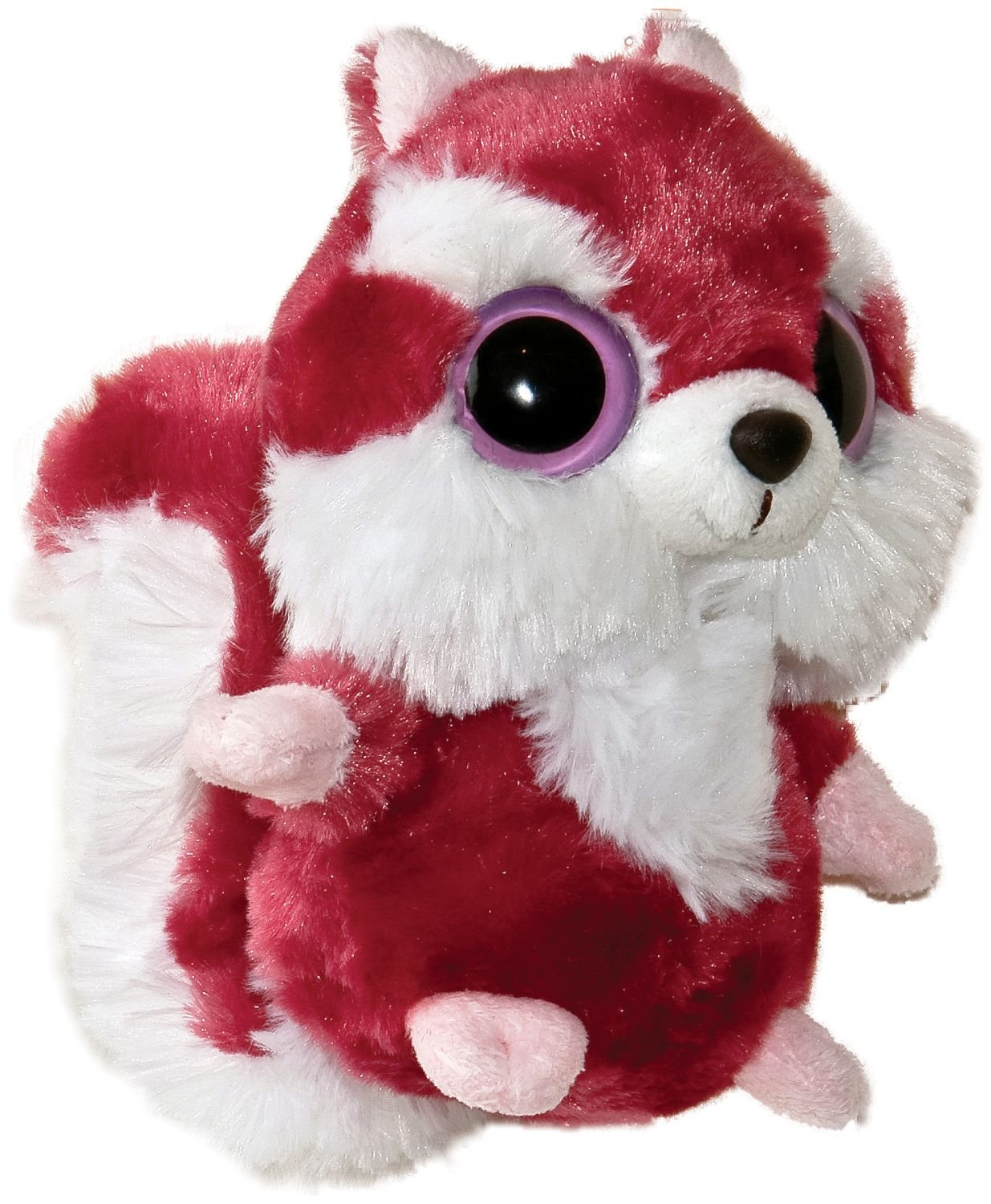 Amazon.com: BabyCentre Aurora 71015B Yoohoo&Friends Cuddly Toy Squirrel 21 cm: Toys & Games