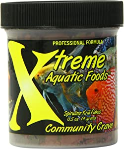 Xtreme Aquatic Foods 2179-AA Community Crave Fish Food