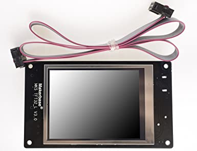 MKS TFT32 V3 0 Smart Controller Display 3 2 Inch Touchscreen Monitor LCD  Display Support WIFI USB For RepRap Marlin Repetier Smoothieware 3D Printer