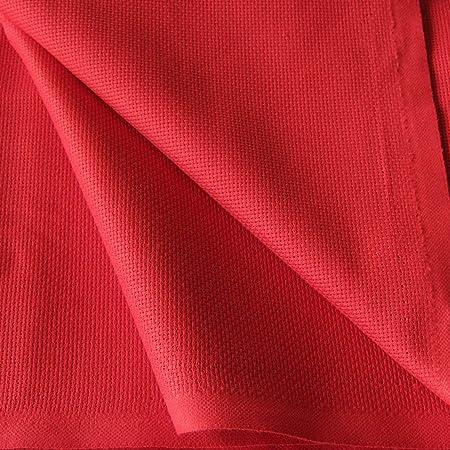 Flor Márquez® - Tela Panamá por Metros, para Punto de Cruz y Bordar. 100% Algodón, Excelente Calidad. Color y Tamaño Seleccionado: (Rojo, 1,50 x 1,00 mt): Amazon.es: Hogar
