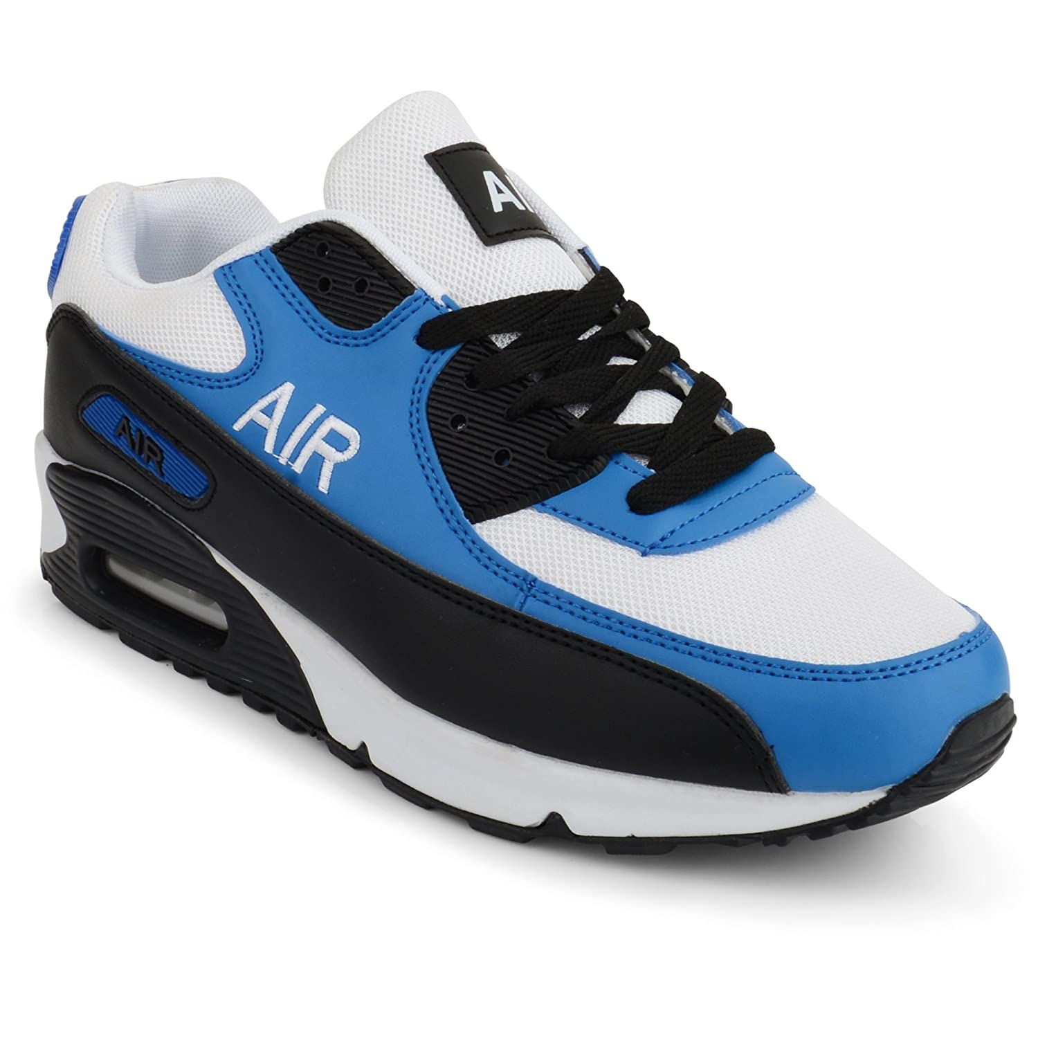 Mens Shock Absorbing Air Running Trainers Jogging Gym Fitness Trainer Shoes Sizes 7-12 UK