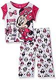 Disney Girls' Toddler Minnie Mouse 2-Piece Pajama