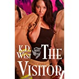 The Visitor: A Friendly Menage Tale (Bisexual FMM Threesome Erotic Romance Short Story) (The Visitor Saga Book 1)