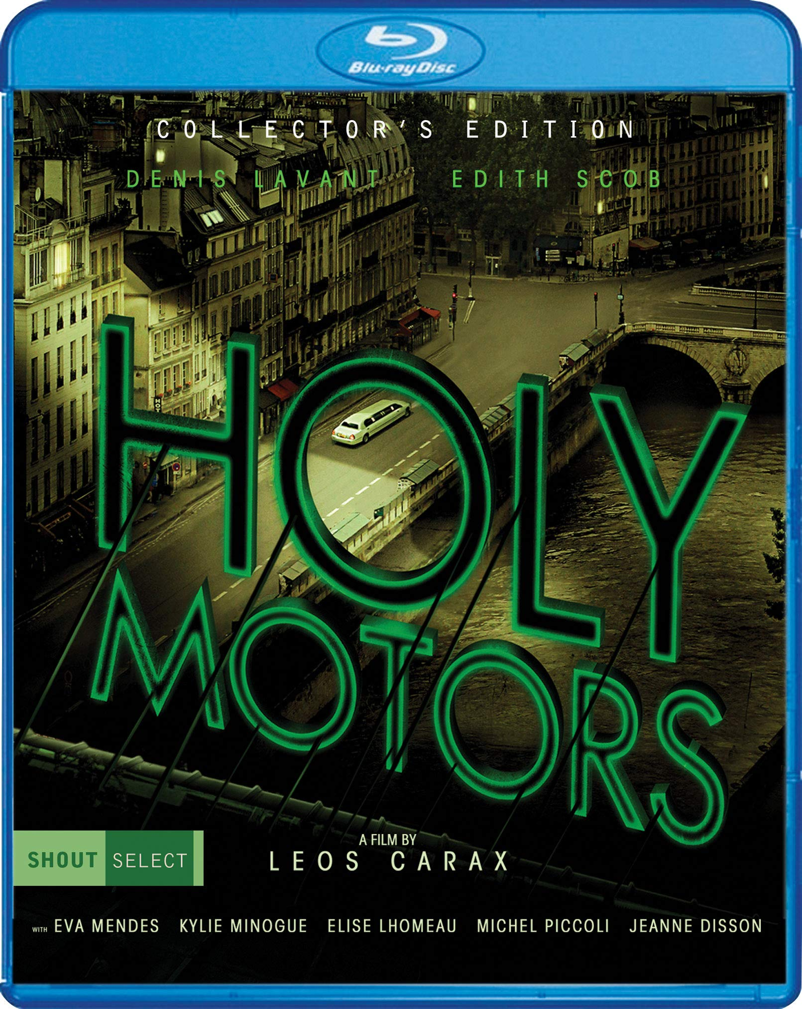 Blu-ray : Holy Motors (Collector's Edition, Widescreen)