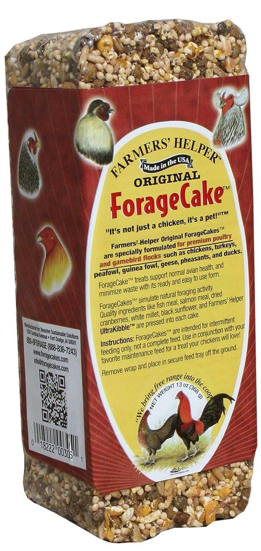 C&S Products CS08305 Original Forage Cake Bird Food