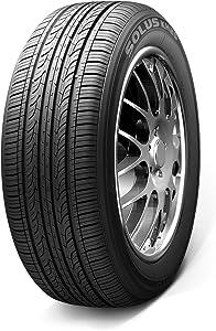 Kumho Solus KH25 all_ Season Radial Tire-205/55R16 91H