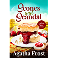 Scones and Scandal (Peridale Cafe Cozy Mystery Book 22) (English Edition)