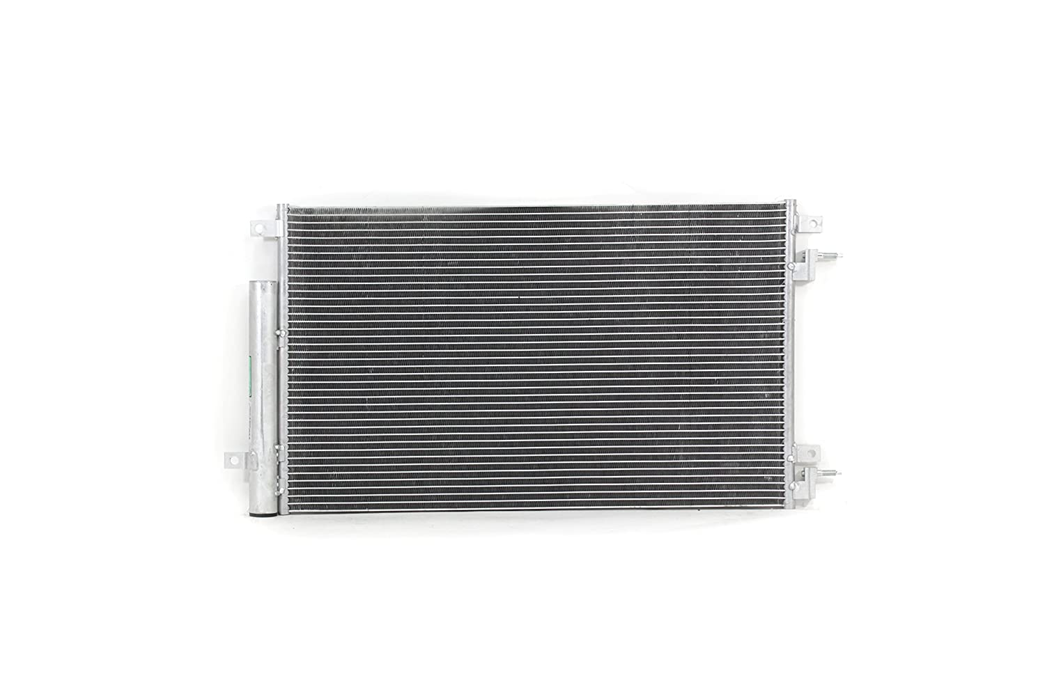 A-C Condenser - Cooling Direct Fit/For 30025 16-17 Chevrolet Spark With Receiver & Dryer