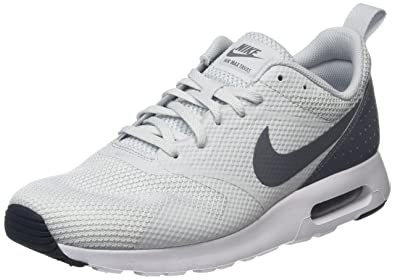 Nike Herren 705149 Air Max Tavas Low-Top Turnschuhe Mehrfarbig (Pure  Platinum / Cool Grey / Black / White), 45.5 EU