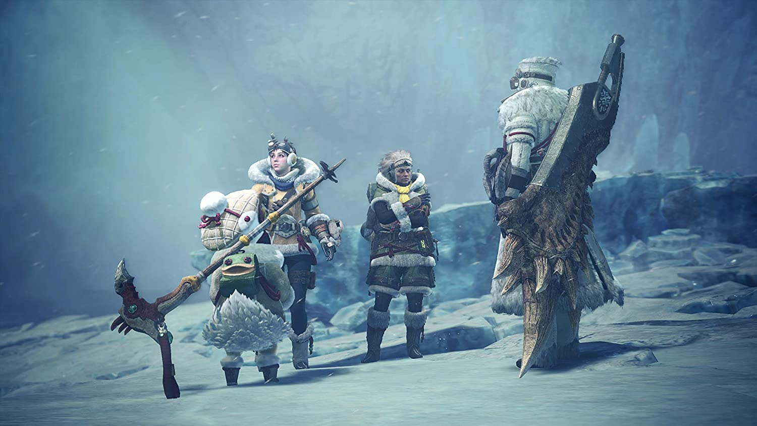 Mhw Find A Squad