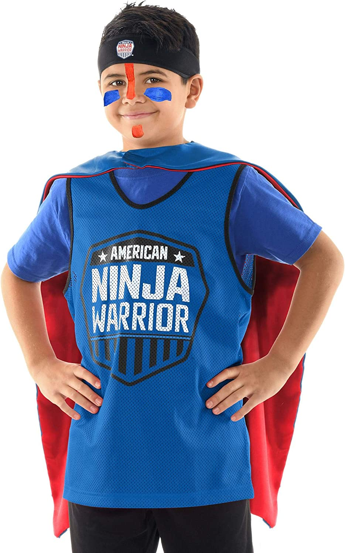 American Ninja Warrior Costume Set – Deluxe Version – Diadema ...