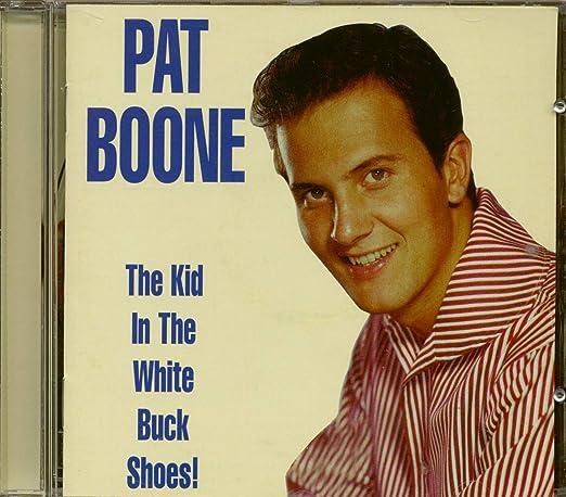 pat boone white bucks